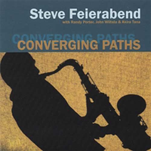 Converging Paths CD cover