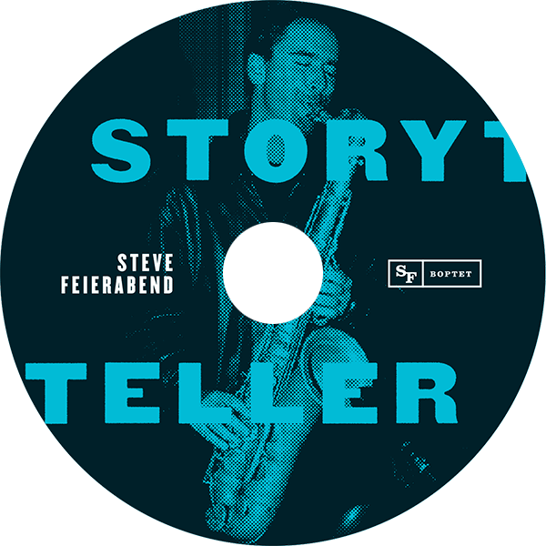 Storyteller CD label