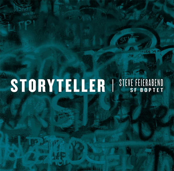 Storyteller CD cover